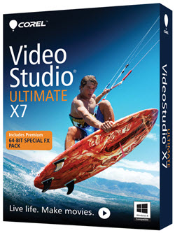 Corel Video Studio Pro X7
